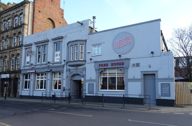 Liquor Vaults, Middlesbrough