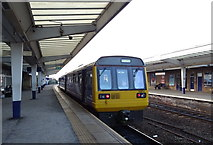 NZ4920 : Middlesbrough Railway Station by JThomas