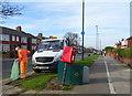 NZ6024 : Elizabeth II postbox on Corporation Road, Redcar by JThomas