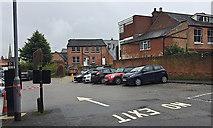 SP2865 : Outbuildings, Warwick High School for Girls by Robin Stott