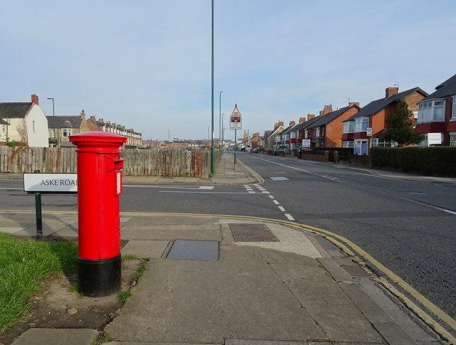 Redcar Lane, Redcar