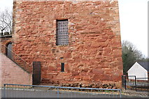 NS5036 : Barr Castle, Galston by Billy McCrorie