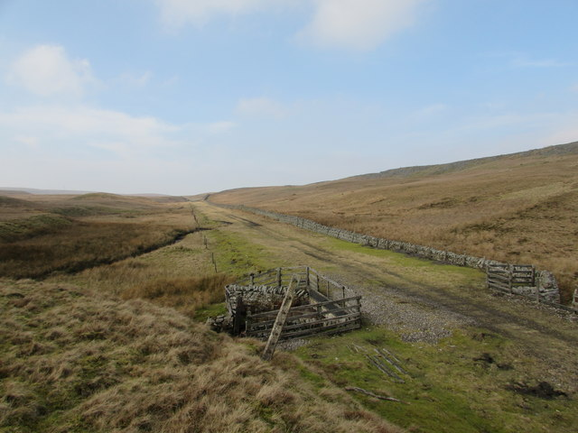 A Good Section of the Old Railway
