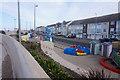 SD3143 : Children's Corner, North Promenade,  Cleveley by Ian S