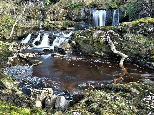 Greeto Falls - Locally known as 'The Greta'