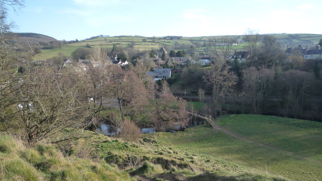 The Town of Clun