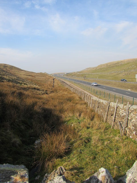 Blackhause Sike and the A66