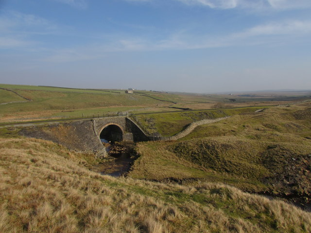 Ay Gill Bridge & Sandstone Quarry