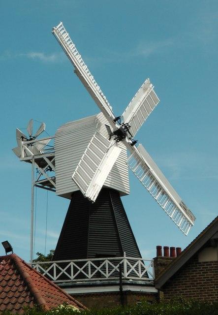 Wimbledon Windmill in Greater London