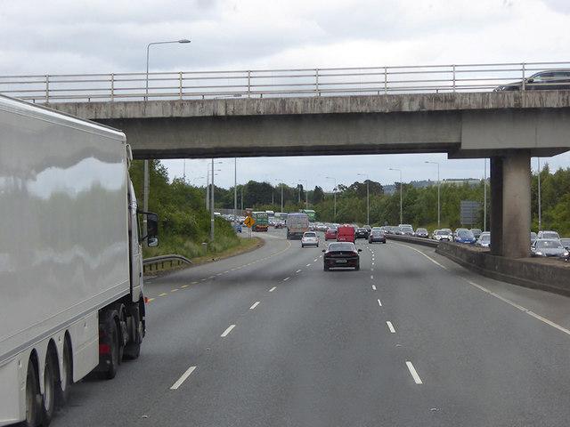 Bridge over Naas Road at Junction 7