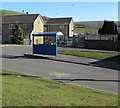 SO0901 : Bedlinog terminus of bus route 79 from Merthyr Tydfil by Jaggery