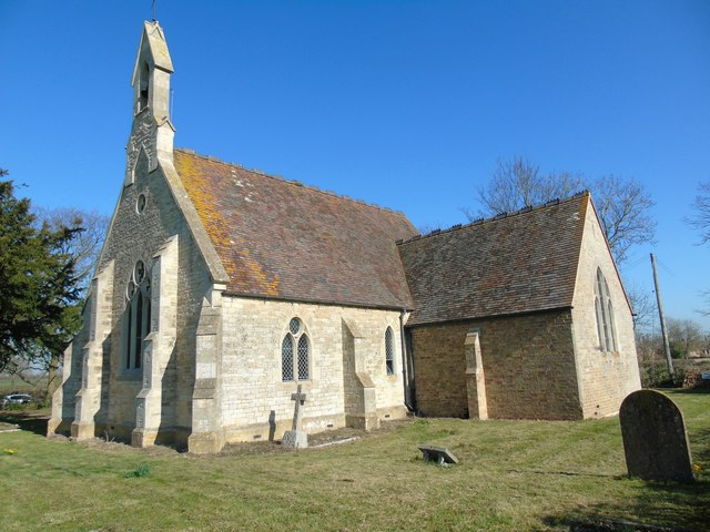 Darlingscott Church