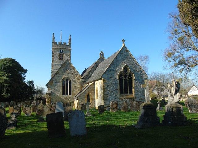 St Mary's Church, Halford