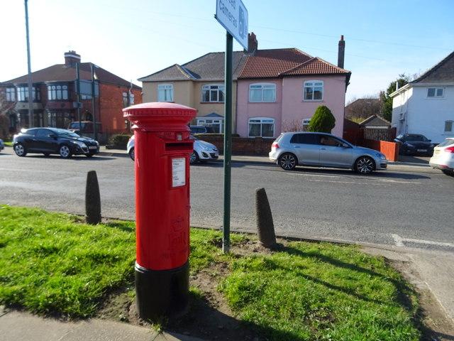 Houses on Kirkleatham Lane, Redcar