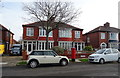 NZ6123 : Houses on Oak Road, Redcar by JThomas