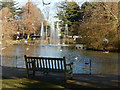 SP3165 : Jephson Gardens, Leamington Spa by Stephen McKay