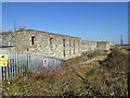 TQ7076 : Cliffe Fort by Robin Webster