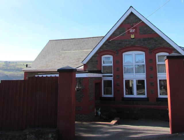 The Old School, Bedlinog