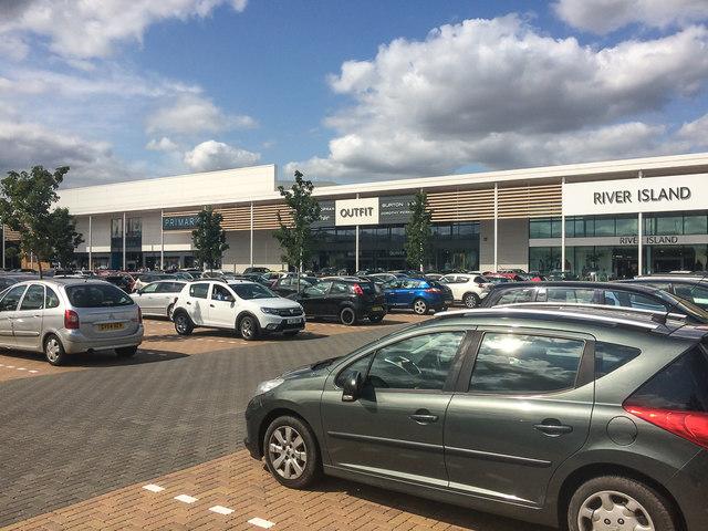 Banbury Gateway Shopping Park