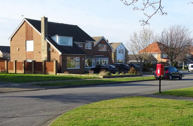 Houses on Wheatlands Park Redcar