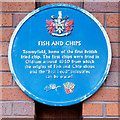 SD9205 : Oldham - Birthplace of the Chippie? by David Dixon