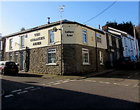 SO0503 : The Colliers Arms, Abercanaid by Jaggery