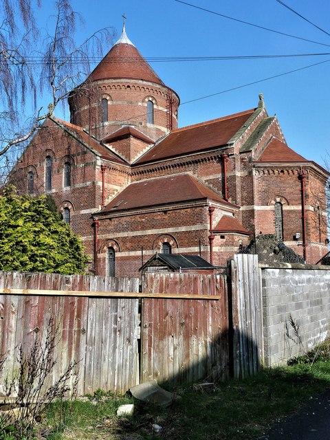 St Sophia's Church - Galston