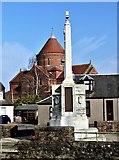 NS5036 : Galston War Memorial by Raibeart MacAoidh