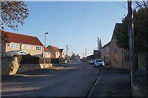 SE4712 : Hall Lane, North Elmsall by Ian S