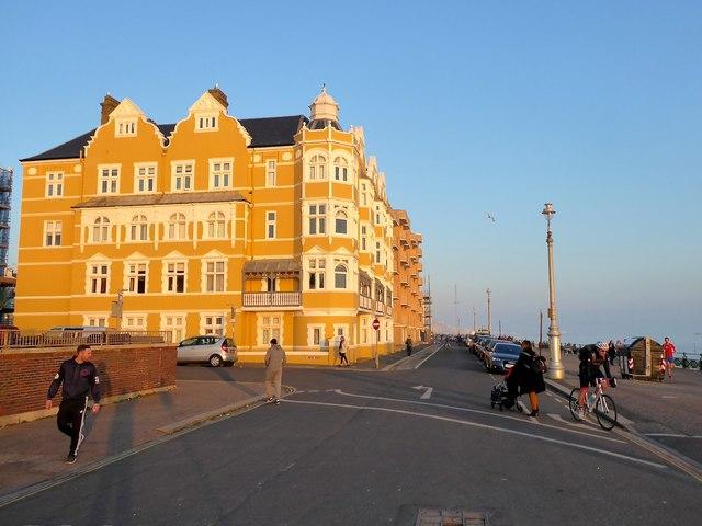 King's Esplanade, Hove