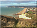 TV4997 : Towards Seaford by Ian Capper