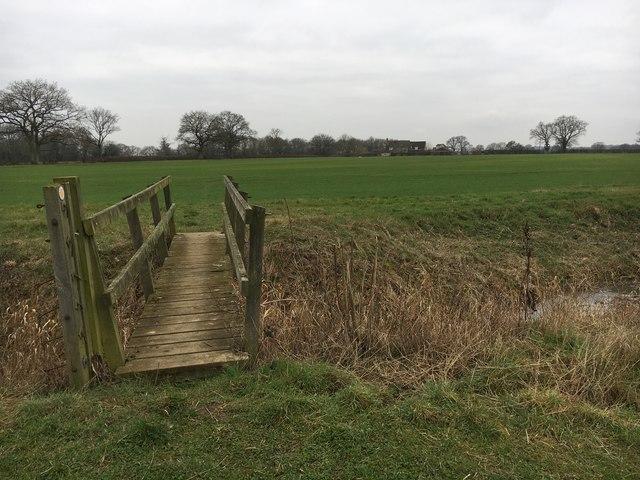 Path to College Farm
