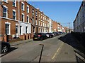 SO8318 : Cromwell Street, Gloucester by Philip Halling