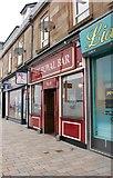 NS2982 : The Royal Bar by Richard Sutcliffe