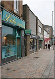 NS2982 : Lido Fast Food by Richard Sutcliffe