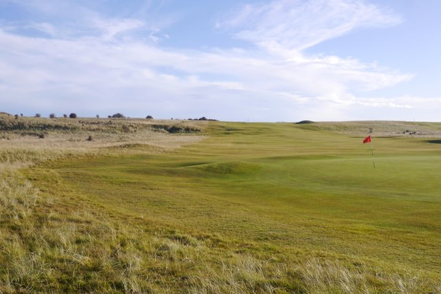 New Luffness Golf Club