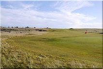NT4681 : New Luffness Golf Club by Richard Webb