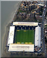 TQ2376 : Craven Cottage from the air by Thomas Nugent