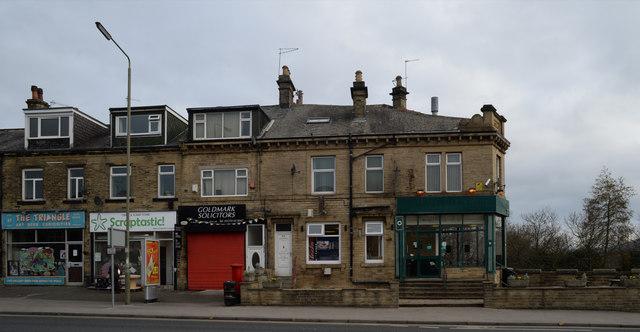 Shops on Bradford Road