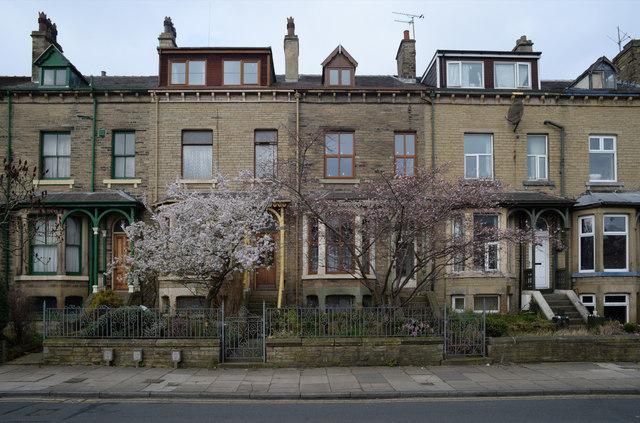 Houses on St. Pauls Road