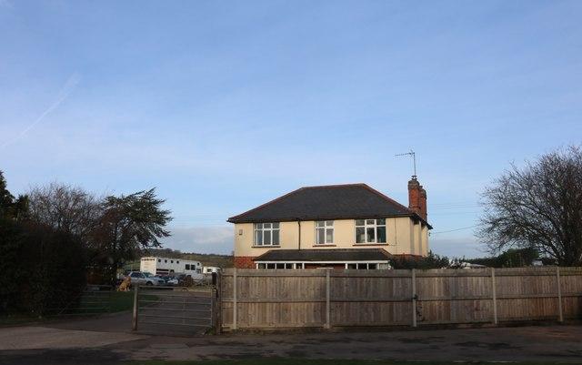 House on Banbury Road, Warmington
