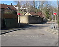 SO0602 : No Entry signs, Ash Road, Troedyrhiw by Jaggery