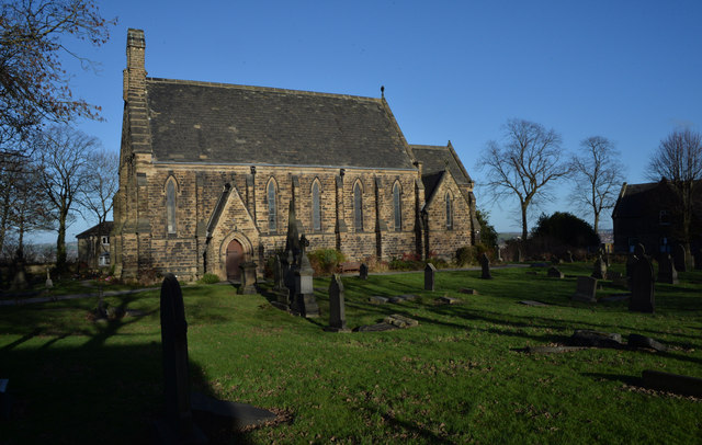 All Saints Church, Roberttown