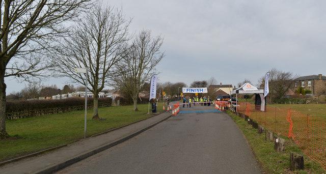 Liversedge Half Marathon preparations