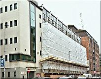 J3474 : The Paper Exchange, Chichester Street, Belfast - March 2019(1) by Albert Bridge
