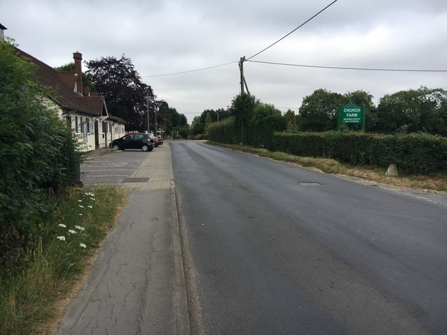 Reading Road