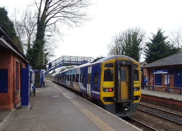 Cottingham Railway Station