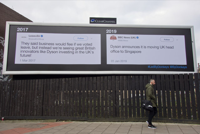 Poster site, New Bridge Road, Newcastle