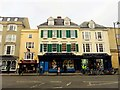 SP5106 : The White Horse and Blackwell's on Broad Street by Steve Daniels