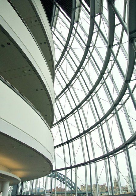 Inside The Sage, Gateshead